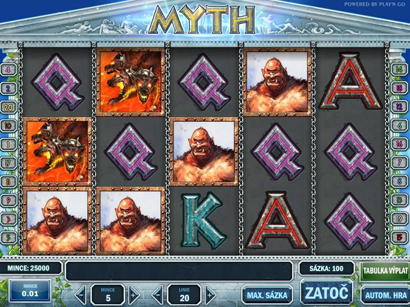 Automat MYTH