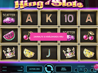 Automat King of Slots