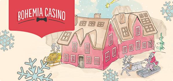 Bohemia casino Adventní kalendář