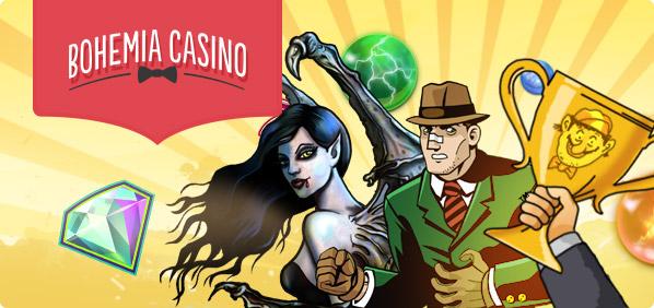 Bohemia casino Lednové turnaje