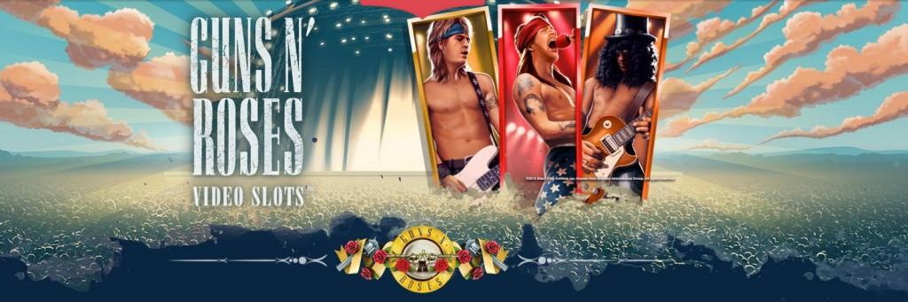 Guns N' Roses video automat
