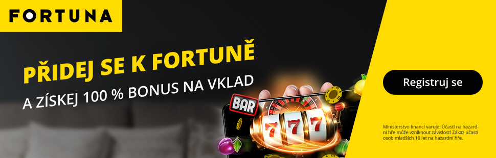 Fortuna casino registrace